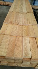 Poland Exterior Decking - Siberian Larch Decking 28x140 and 24x143