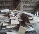 Sawn And Structural Timber Tilia Lime Tree - Tilia  Planks (boards) Romania