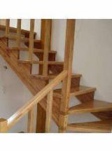 Doors, Windows, Stairs - Hardwood (Temperate), --, Stairs