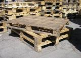 Buy Or Sell Wood Moulded Pallet Block - used strong 1000x1200 pallets