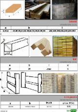 Pallets – Packaging - New, Crates, Ukraine