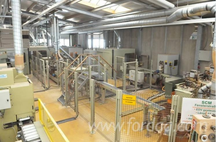Wooden-windows-production-line-for