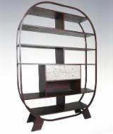 Living Room Furniture Teak - Shelf