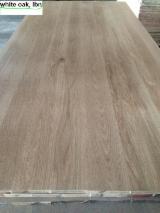 Edge Glued Panels Continuous Stave - oak Solid wood panels/oak wood Edged panel/Oak wood worktops