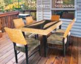 Dining Room Furniture - DINNING SET TCC-D11/ FURNITURE FROM TAMLONG CRAFT