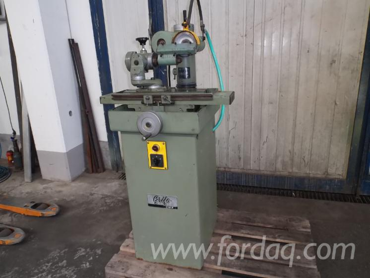 Used-1990-GRIFO-U-10-N-Sharpening-Machine-in