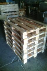Pallets – Packaging Lithuania - ONEWAY PALLETY 3g.