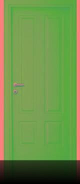 Двері, Вікна, Сходи - Африканські породи, Двері, Laccate