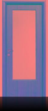 Двері, Вікна, Сходи - Африканські породи, Двері, Laminato