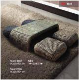 Design Living Room Sets - HYACINTH AND RATTAN SOFA FURNITURE TCC-W30