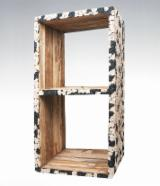 Living Room Furniture Teak - Living Room Shelf