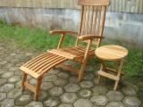 Garden Furniture Teak - Steamer Chair