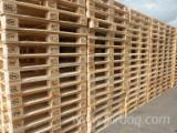 Pallets – Packaging Lithuania - EPAL pallets
