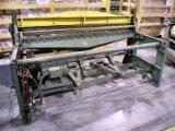 Maschinen, Werkzeug Und Chemikalien Nordamerika - 1984 Capital 969 MD Furnierschere