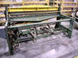 Capital Woodworking Machinery - Used 1984 Capital 969 MD Veneer Clipper