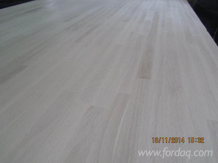 Solid-wood-panel
