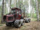 Used Forest Harvesting Equipment - Skidding - Forwarding, Forwarder, Dasser