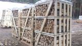 Firelogs - Pellets - Chips - Dust – Edgings For Sale - Split firewood from Belarus - biofuel / wood