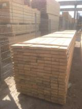 Softwood  Sawn Timber - Lumber - Calibrated spruce 44mm x 125mm x 6m