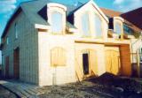 Ahşap Evler - Kesilmiş Ahşap Çatkı Satılık - Tatil Kabinleri, Ladin  - Whitewood