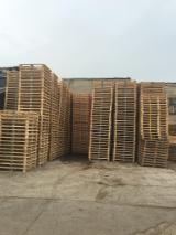 Wholesale Wood New Spruce Picea Abies - Whitewood - Euro Pallet - Epal, New