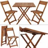 Garden Furniture Teak - High Quality Wooden Furniture - new outdoor furniture design bistro set - nice furniture bistro set