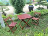 Garden Furniture Teak - HOT PRODUCT!!! - made in Vietnam bistro set - garden furniture bistro set - beautiful bistro set