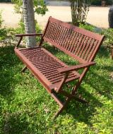 Garden Furniture Teak - 2016 NEW DESIGN - vietnam bench - luxury furniture bench - quy nhon bench