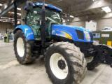 Used Forest Harvesting Equipment - Skidding - Forwarding, Farm Tractor, New Holland