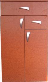 Mobila De Bucatarie Contemporan - Corpuri de bucatarie , din lemn sau PAL