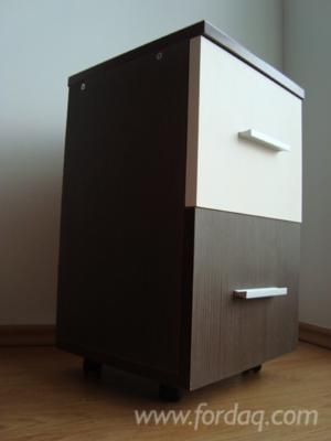 vend tables de chevet contemporain. Black Bedroom Furniture Sets. Home Design Ideas