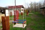 Gartenprodukte Rumänien - Tanne , Kinderspielwaren - Schaukeln