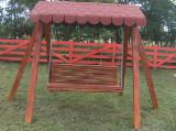 ISO-9000 Certified Garden Products - ISO-9000 Fir (Abies Alba, Pectinata) Children Games - Swings from Romania