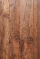 Engineered Wood Flooring - Multilayered Wood Flooring - Reclaimed apple original patina upper flat
