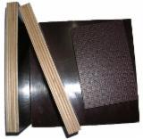 Anti-slip Brown Film Faced Plywood, shuttering plywood, black ffp