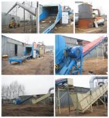 For sale: complete production line for pellet