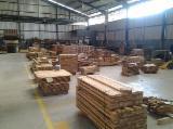 Tropical Wood  Logs - TEAL LOGS