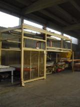 Woodworking Machinery Nailing Machine For Sale - Used 2000 VAB Nailing Machine in Italy