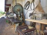 Buy Or Sell Used Wood Log Band Saw Vertical - Saws, Log Band Saw Vertical, MARQCOL
