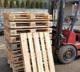 Buy Or Sell Wood Recycled - Used In Good State  - Euro pallets - used