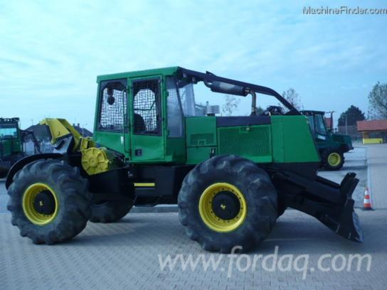 Used-skidder-for