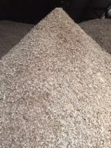 Ash (Brown) Wood Chips From Sawmill in France