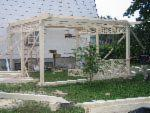 Garden Products - Spruce (Picea abies) - Whitewood, Kiosk - Gazebo