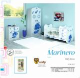 Children's Room Colonial - Marinero Baby room set