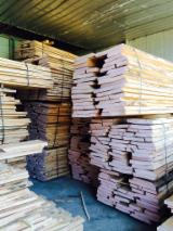 Hardwood  Unedged Timber - Flitches - Boules Beech Europe - Beach-un edged