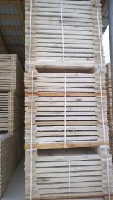 Wholesale Wood New Spruce Picea Abies - Whitewood - Pallets elements