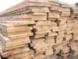 Hardwood  Unedged Timber - Flitches - Boules - Uneged lumber (ash)