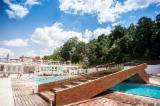 Gartenprodukte Rumänien - Tanne , Swimmingpool