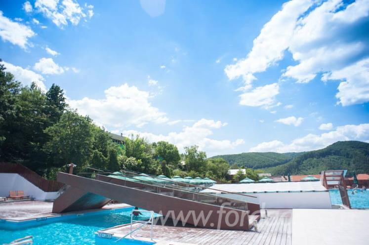 Fir Swimming Pool Romania