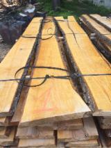 Hardwood  Unedged Timber - Flitches - Boules - Loose, Alder (European Common Alder, Black Alder) - Alnus Glutinosa